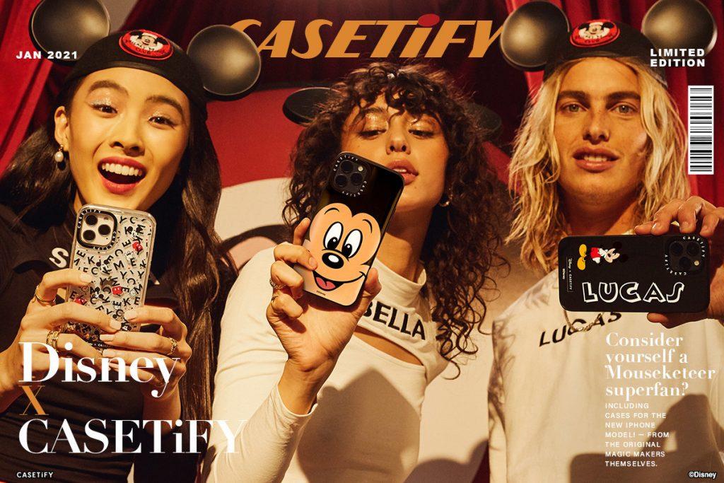 Casetify-Disney