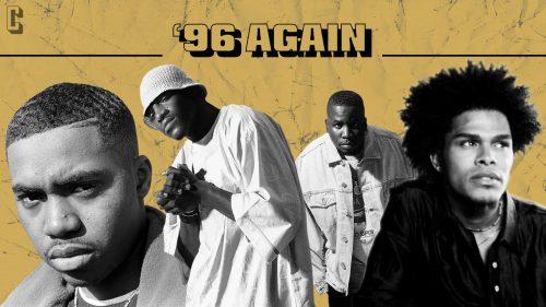 Legacy Recordings 96-Again